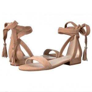 Kenneth Cole New York Valen Beige Sandals Sz 9.5M
